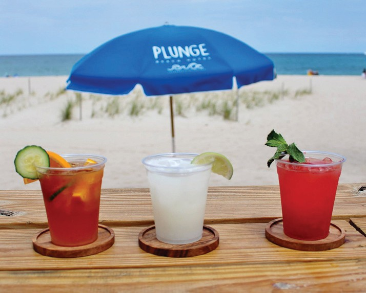 Plunge Beach Resort in Fort Lauderdale offers a 30% discount on its most flexible rate for Labor Day.